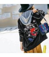 ガーベラレディース デニムジャケット 刺繍入り フード付き rp11505-1