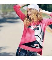 ガーベラレディース ニット・セーター セーター 長袖 ゆったり 春物 rp12165-1