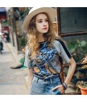 【Tシャツ】カットソー【半袖】着やせ【夏物】 rp12389-1
