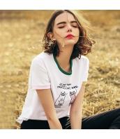 【Tシャツ】カットソー【半袖】刺繍入り【夏物】 rp12747-1