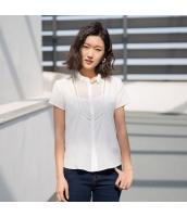 【シャツ】半袖【コーディアイテム】夏物【白色】ホワイト rp13039-1
