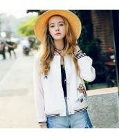 【スタジャン】夏物【白】ホワイト rp13093-1