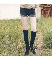 ガーベラレディース 刺繍 ジップアップ コーデアイテム ストレート カジュアル ショートパンツ・ホットパンツ rp9613-1
