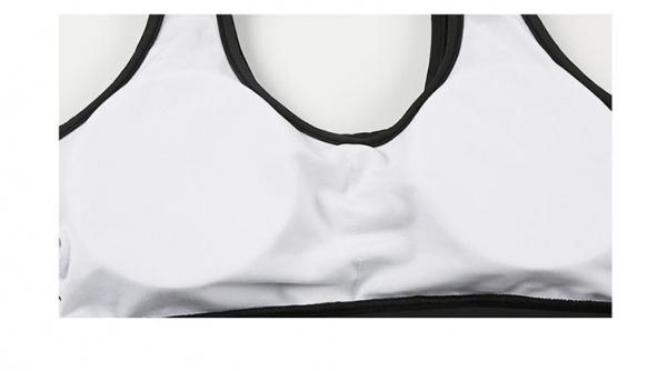 ヨガ フィットネス トレーニング Tシャツ+タンクトップ+パンツ(7分丈)3点セット アンサンブル スポーツウェア ピラティス ジム ダンス ランニング シェイプアップ ダイエット smq7013-1