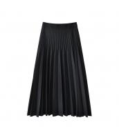 ガーベラレディース プリーツスカート ロング・マキシスカート 着やせ w10083-2