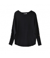 ガーベラレディース ニットウェア セーター ドルマン袖 w10172-1
