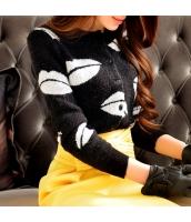 ガーベラレディース ニット・セーター セーター 長袖 着やせ w10197-1