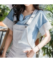 【Tシャツ】カットソー【半袖】可愛い【夏物】 w10832-1