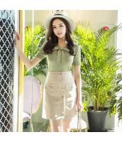 【タイトスカート】ミニスカート【OL風】夏物 w11019-2