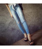 パンツ ロングパンツ ファッション 細身 w8294-1