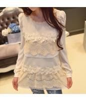 シャツ 柄物 長袖 ファッション w8339-1