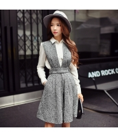 スカート キュロット ファッション ハイウエスト w8354-1