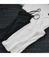 ガーベラレディース キャミソール 純色 着やせ コーデアイテム セクシー w9153-1