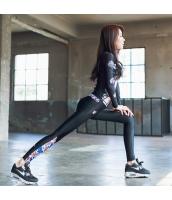 ヨガ フィットネス トレーニング Tシャツ+パンツ2点セット アンサンブル スポーツウェア ピラティス ジム ダンス ランニング シェイプアップ ダイエット yg1717-2