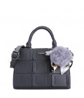 レディースバッグ ハンドバッグ ショルダーバッグ 2wayバッグ 熊 開け口 装飾物付き 大容量 yh10170-1