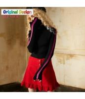ガーベラレディース タートルネック 着やせ ニットウェア セーター yj6422-1