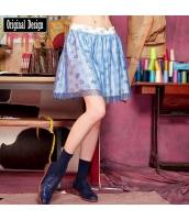 ガーベラレディース ギャザースカート ミニスカート かわいい yj6841-1