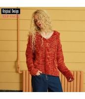 ガーベラレディース ニット・セーター セーター 長袖 ゆったり 暖かい yj7365-1