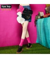 ガーベラレディース タイトスカート ミニスカート 大きい立体花飾り yj7878-1