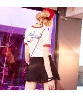 【Tシャツ】カットソー【半袖】ベーシック【白】ホワイト【夏物】 yj8900-1